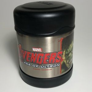 Avengers Stainless Steel Wide-Mouth Thermos